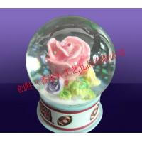 Wholesale Rose Snow Globe from china suppliers