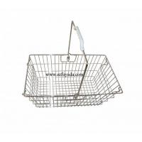 Supermarket wire shopping basket Manufactures