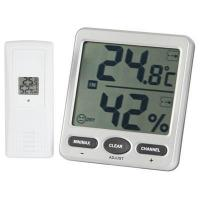 Buy cheap 8 Channel Wireless Thermometer/Hygrometer with Jumbo LCD from wholesalers