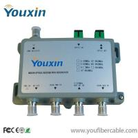 Indoor optical receiver (with return path)Model: OR3100-R