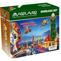 Buy cheap Magnetic Intelligent Toys of Magplayer Construction Toys 166 Pieces Sets from wholesalers
