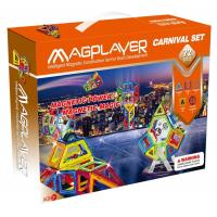 Buy cheap Magnetic Brick Toys Magpalyer Sets MPA-72 for Kids from wholesalers