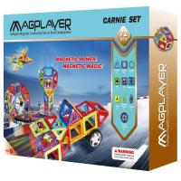 Buy cheap Magnetic Building Block Magplayer Construction Sets Toys MPB-72 from wholesalers