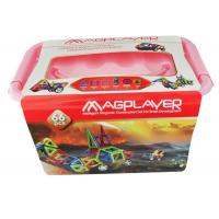 Wholesale Magplayer Rainbow Set Kids Magnetic Toys Puzzles Recyclable from china suppliers