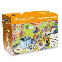 Wholesale 3D Intelligent Assembly Toys Magformers Construction Set Puzzles from china suppliers