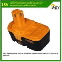 Buy cheap GERIT Ryobi 18V for ABP1801 ABP1803 power tools from wholesalers