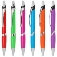 Buy cheap Plastic Ball Pen Customized promotional pens from wholesalers
