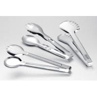 Buy cheap 24cm stainless steel food tong from wholesalers