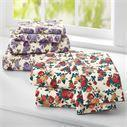 Buy cheap Bedding + Bath 350-Thread Count Watercolor Floral Sheet Set from wholesalers
