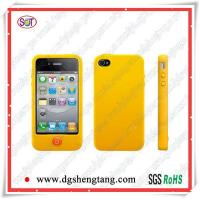 Buy cheap Cheap Silicone IPhone4 CaseIP4-001 from wholesalers