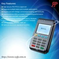 Buy cheap Mobile pos terminal with Linux OS WIFI 3G Bluetooth credit card reader GPRS GSM from wholesalers