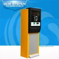 Buy cheap GS13105 GOS SYSTEM shopping center Automatic Parking system ticket dispenser machine from wholesalers