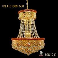 Wholesale Classical crystal lighting C1069-500 from china suppliers