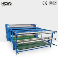 Wholesale Textile fabric continuous printing roller heat transfer machine from china suppliers