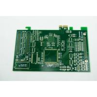 Buy cheap Controlled Impedance PCB with heary gold plate figer from wholesalers