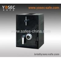 Buy cheap DS-50C B-rated top loading Rotary depository drop safe from wholesalers