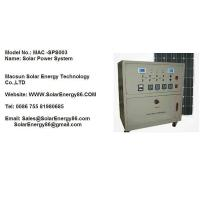 Solar Power System MAC -SPS003 Manufactures