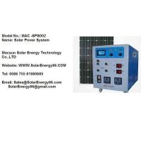 Solar Power System MAC -SPS002 Manufactures