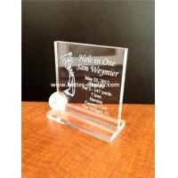 Wholesale Cosmetic Display Acrylic Awards from china suppliers