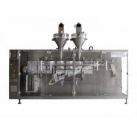 Buy cheap Premade retort/spout pouch filling and sealing machine from wholesalers