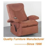 Wholesale Functional Sofa 8 Points Vibrator Massage Rocking Recliner from china suppliers