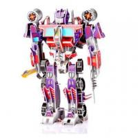 Buy cheap 3D Cardboard Jigsaw Puzzles For Optimus Prime 566-A from wholesalers