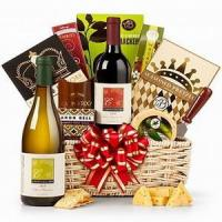Buy cheap The Royal Treatment Wine Gift Basket NO.49 delivery to taiwan from wholesalers