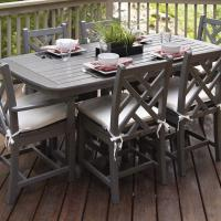 Buy cheap Furniture Polywood Chippendale 7 Piece Dining Set from wholesalers