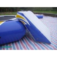 Buy cheap Inflatable Water trampolines WAT-2046 Water trampoline combo from wholesalers