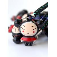 Buy cheap 2016622145116Cartoon Pucca Bell Charm Strap 3-Style from wholesalers