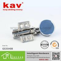 GS35H08 35 cup glass soft close hinge(Fixed) Manufactures