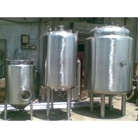 Buy cheap Jacketed vessel from wholesalers
