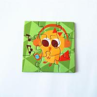Buy cheap Children Magnetic Puzzle, Jigsaw Puzzle, Fridge Magnetic Toys from wholesalers