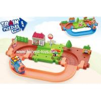 China HI-8029 Building Block Toy Train,Set Train on sale