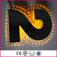 Buy cheap stainless steel number sign aluminum letter sign from wholesalers