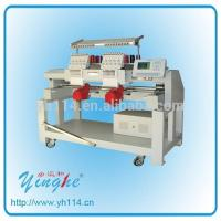 Buy cheap multi heads crafts designs cross-stitch flat computerized embroidery machine from wholesalers