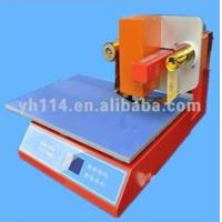 Buy cheap Digital Flatbed hot foil stamping machine from wholesalers