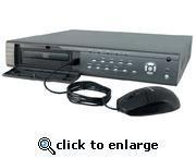 Buy cheap Digital Video Recorder 8 Channel Networkable DVR from wholesalers