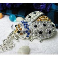 Wholesale ady beetle USBTD21 Crystal & Diamond from china suppliers