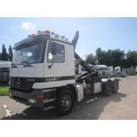 Wholesale Truck Hook lift truck used Mercedes Actros 2640 6X4 Steelsuspension Diesel from china suppliers