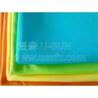 Buy cheap 100% polyester interlock double jersey fabric from wholesalers