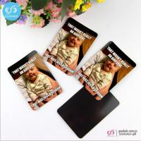 Buy cheap Products custom baby photo fridge magnets for promotional gift from wholesalers