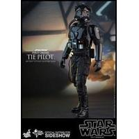Buy cheap Hot Toys Star Wars Force Awakens First Order TIE Pilot 1:6 from wholesalers