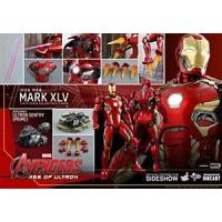 Buy cheap Hot Toys Avengers Age of Ultron Iron Man Mark XLV/45 from wholesalers