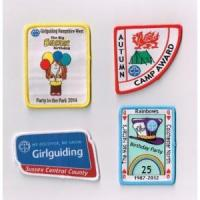 Wholesale Woven Badges/Labels/Tags WB032 from china suppliers