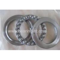 Buy cheap Suitable for high speed Thrust ball bearing from wholesalers