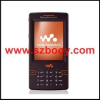Buy cheap Brand Mobile phone Sony Ericsson W950 from wholesalers