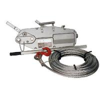 China Wire rope winch on sale