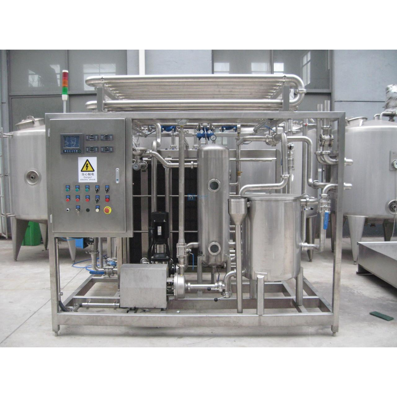 Buy cheap plate HTST pasteurizer from wholesalers