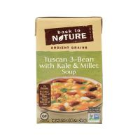 Buy cheap Tuscan 3-Bean with Kale & Millet Soup from wholesalers
